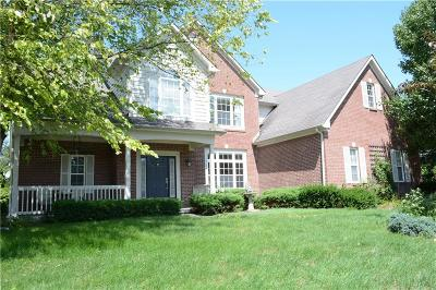 Carmel Single Family Home For Sale: 3398 Foster Ridge Lane