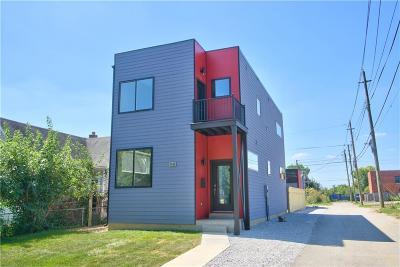 Single Family Home For Sale: 1116 Dawson Street