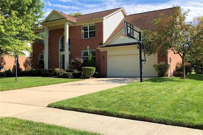 Carmel Single Family Home For Sale: 12453 Windbush Way