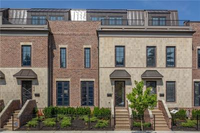Single Family Home For Sale: 1840 North Pennsylvania Street