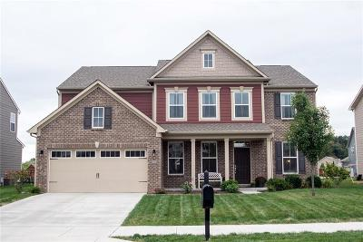 Fishers Single Family Home For Sale: 15033 Mancroft Drive