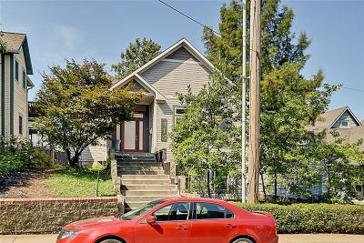 Single Family Home For Sale: 418 North Highland Avenue