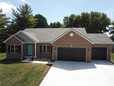 Noblesville Single Family Home For Sale: 499 Sunset Drive