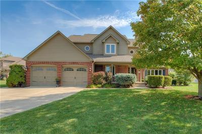 Single Family Home For Sale: 7428 Franklin Parke Boulevard