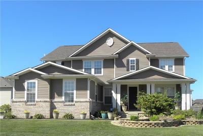 Avon IN Single Family Home For Sale: $359,900