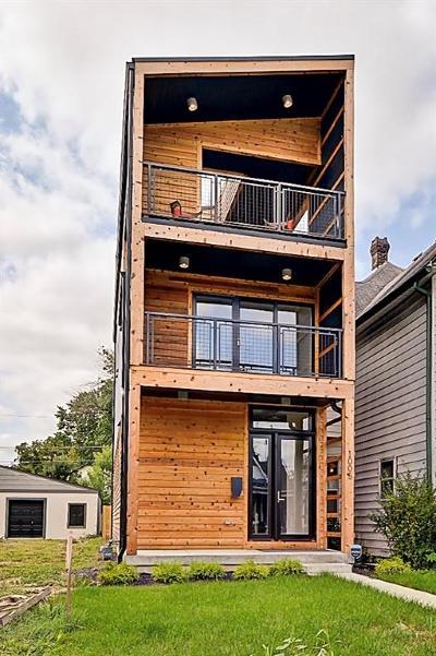 Indianapolis Single Family Home For Sale: 1005 Lexington Avenue