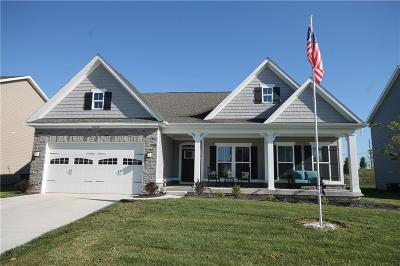 Brownsburg Single Family Home For Sale: 10278 Legacy Drive
