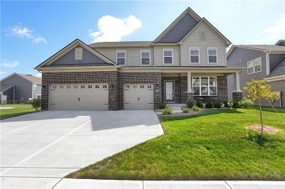 Fishers Single Family Home For Sale: 9833 Tampico Chase