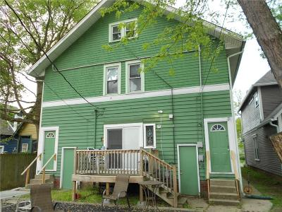 Indianapolis Multi Family Home For Sale: 2331 North Pennsylvania Street