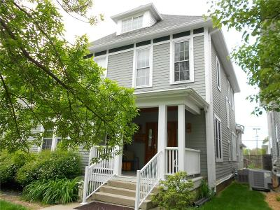 Indianapolis Multi Family Home For Sale: 2336 North Pennsylvania Street