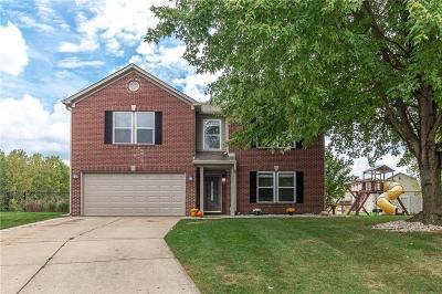 Noblesville Single Family Home For Sale: 1120 Rutledge Court