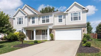 Noblesville Single Family Home For Sale: 10960 Gresham Place