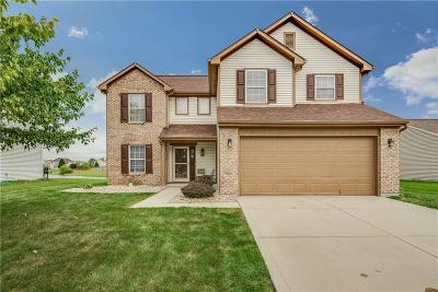 McCordsville Single Family Home For Sale: 6540 West Irving Drive