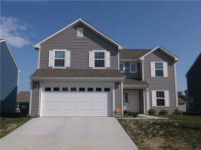 Greenwood Single Family Home For Sale: 816 Sommersweet