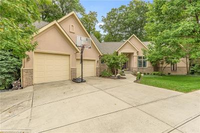 Indianapolis Single Family Home For Sale: 9628 Timberline Court
