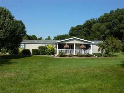 Parke County Single Family Home For Sale: 7710 East 720 S