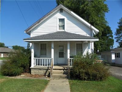 Putnam County Single Family Home For Sale: 109 North Washington Street