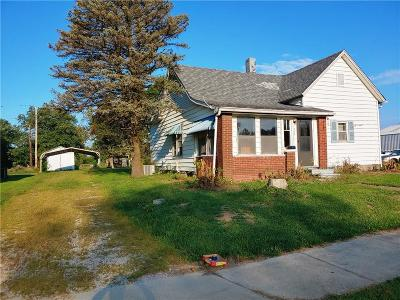 Clay County Single Family Home For Sale: 106 Main Street