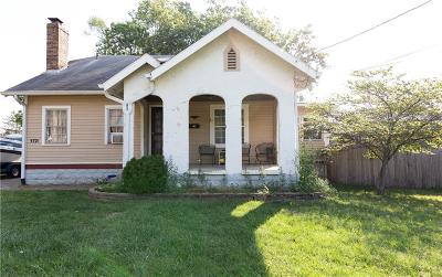 Indianapolis Single Family Home For Sale: 5721 South Madison Avenue