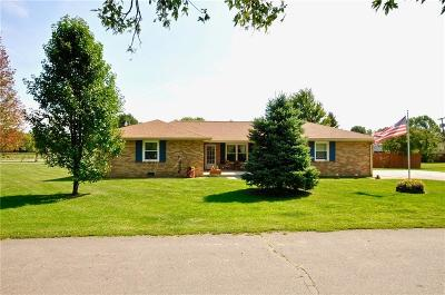 Elwood IN Single Family Home For Sale: $177,000