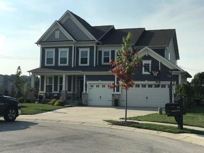 Brownsburg Single Family Home For Sale: 5718 Autumn