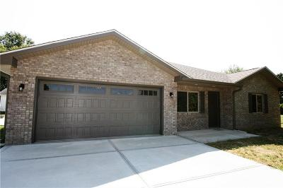 Anderson IN Single Family Home For Sale: $189,900