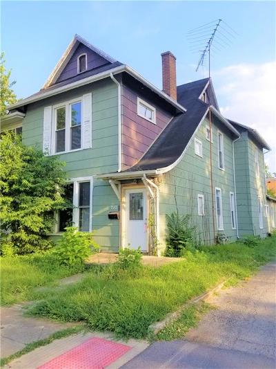 Anderson IN Single Family Home For Sale: $44,900