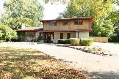 Single Family Home For Sale: 2535 Will Crest Drive