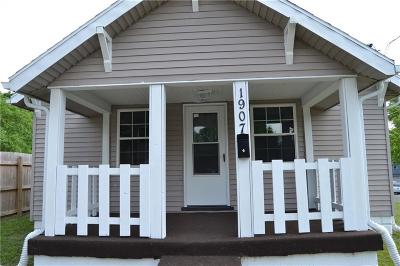Anderson IN Single Family Home For Sale: $48,500