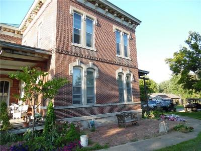 Parke County Single Family Home For Sale: 316 Howard Avenue