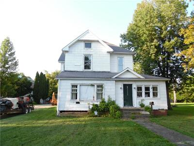 Parke County Single Family Home For Sale: 310 Howard Avenue
