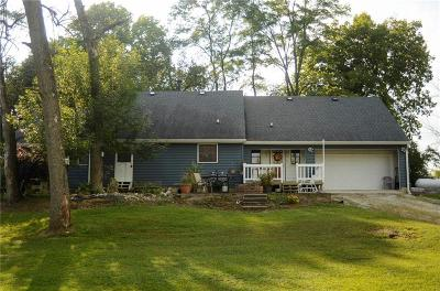 Greenfield Single Family Home For Sale: 336 South 300 W