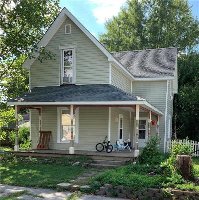 Lapel IN Single Family Home For Sale: $115,000