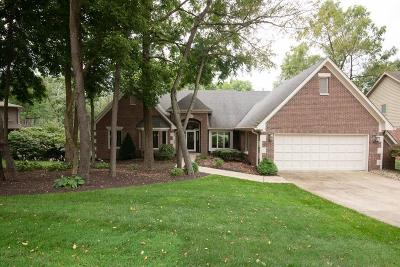 Greenwood Single Family Home For Sale: 6375 Deerwood Court