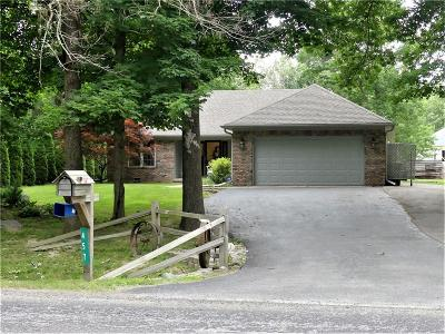 Putnam County Single Family Home For Sale: 457 Mill Springs