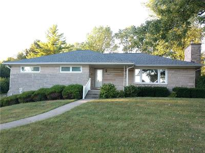 Greenfield Single Family Home For Sale: 336 East 300 N