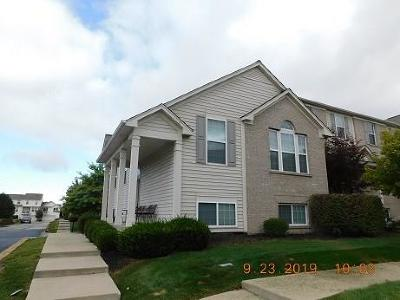 Fishers IN Condo/Townhouse For Sale: $189,900