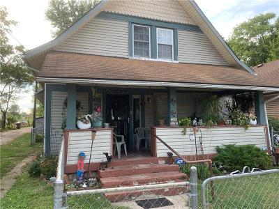 Indianapolis Single Family Home For Sale: 1016 North Belleview Place