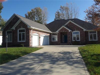 Fishers IN Single Family Home For Sale: $379,500