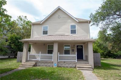 Single Family Home For Sale: 3034 Central Avenue