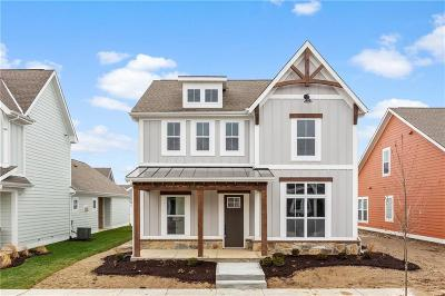 Fishers IN Single Family Home For Sale: $399,900