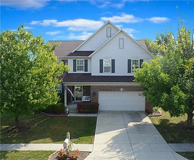 Fishers IN Single Family Home For Sale: $294,500