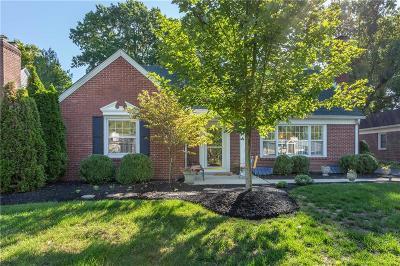Single Family Home For Sale: 6041 Garver Road
