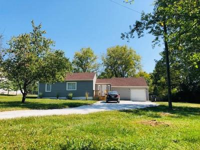 Indianapolis Single Family Home For Sale: 1945 South Kitley Avenue