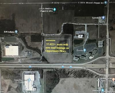 Greenfield Residential Lots & Land For Sale: 2000 East 300 North
