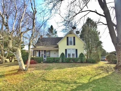 Ripley County Single Family Home For Sale: 2881 W Fairground Road