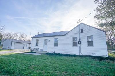 Ripley County Single Family Home For Sale: 4935 N Chapel Street