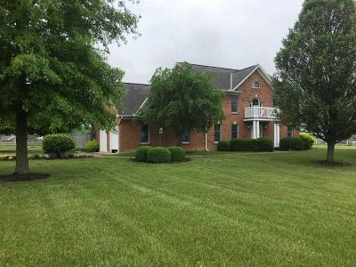 Ripley County Single Family Home For Sale: 1723 S Cr 750 E