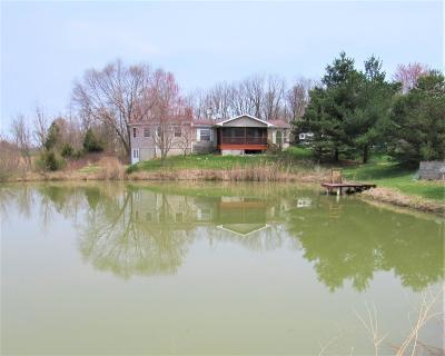 Ripley County Single Family Home For Sale: 11870 N County Road 400 E
