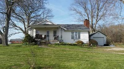 Lawrenceburg IN Single Family Home For Sale: $129,900